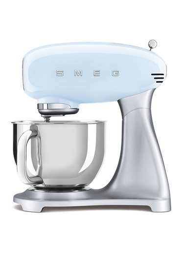 Smeg Pastel Mavi Hamur Karıştırma Makinesi Mavi